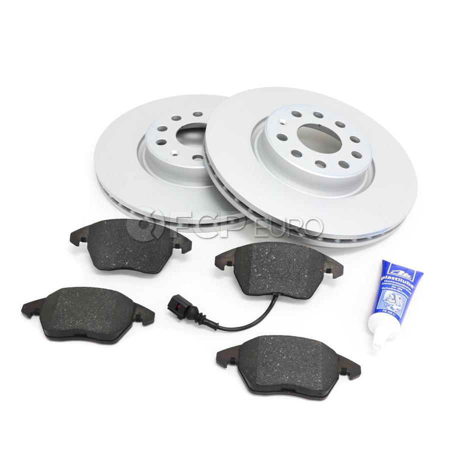 VW Brake Kit - ATE KIT-5Q0615301FKT2