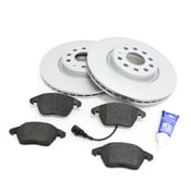 VW Brake Kit - ATE KIT-5Q0615301FKT2