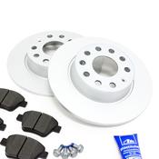 VW Brake Kit - ATE KIT-5Q0615601DKT2