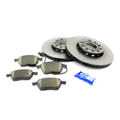 VW Brake Kit - Brembo KIT-8E0615301QKT3