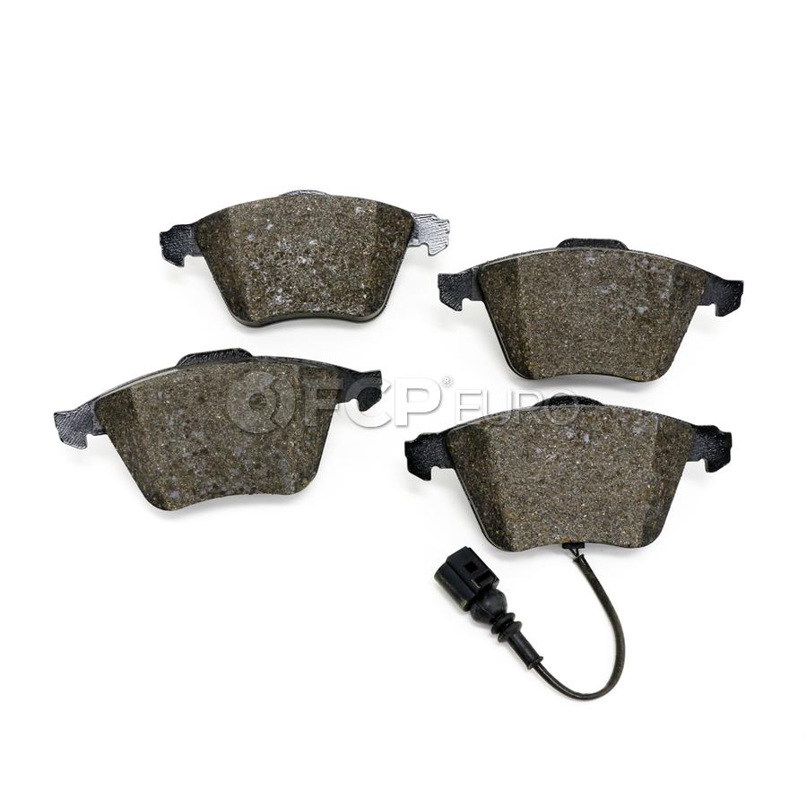 VW Brake Pad Set - Textar 1K0698151B