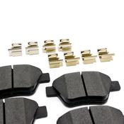 Audi VW Brake Pad Set - ATE 5K0698451A