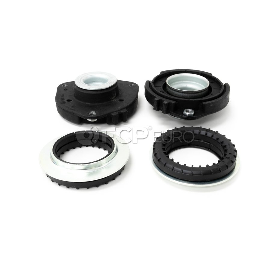 Audi VW Strut Mount Kit 4-Piece - Febi/SKF 8J0412331