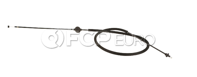 Audi Hood Release Cable - Genuine Audi VW 8T1823535