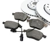 VW Brake Kit - Zimmermann KIT-4B0615301BKT3