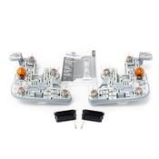 Mercedes Tail Light Carrier Repair Kit - Genuine Mercedes 2048201