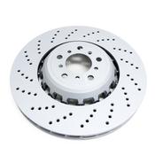BMW Brake Disc - Zimmermann 34112284101