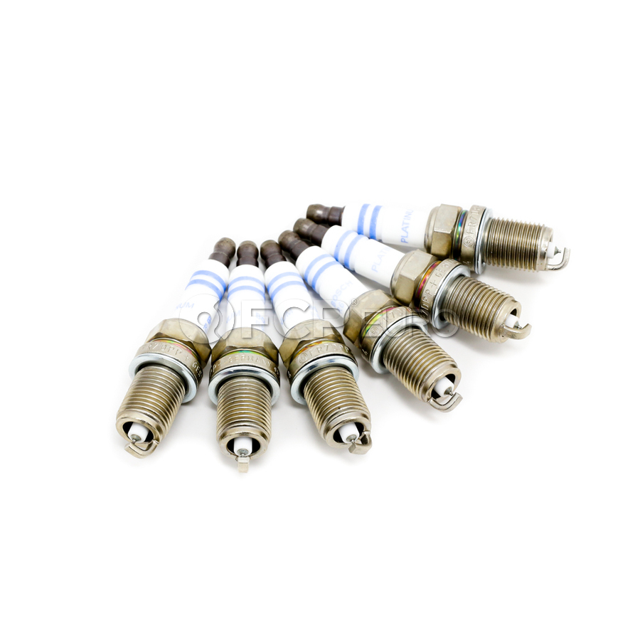 Volvo Spark Plug Set - Bosch FR7DPP6KT