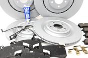 Audi VW Brake Kit - Zimmermann 4H0615301ALKT2