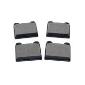 Audi VW Brake Pad Set - Jurid 91435190501