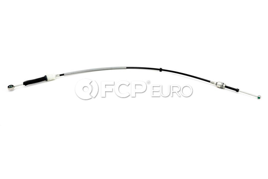 Mini Cooper Manual Transmission Shift Cable - Genuine Mini 25117604434