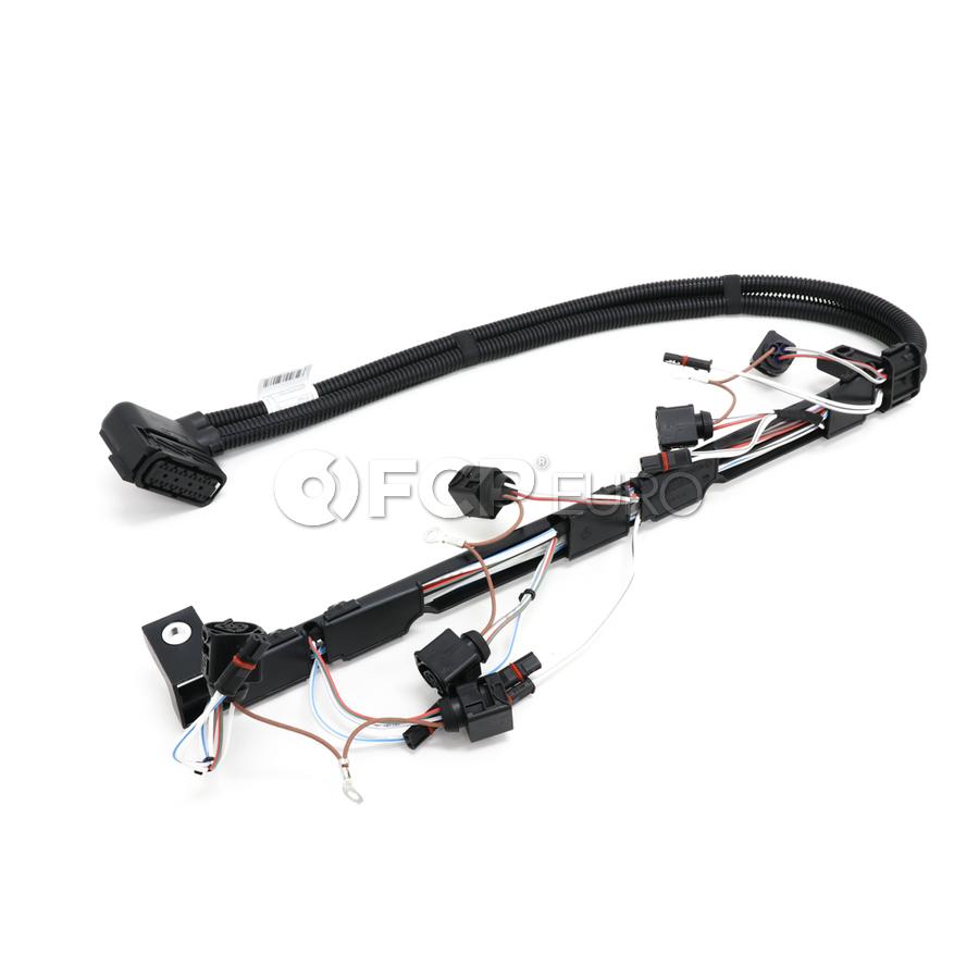 BMW Wiring Harness Engine Ignition Module - Genuine BMW 12517592511