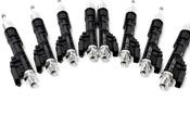 BMW EU6 Fuel Injector Kit - Bosch 0261500262KT