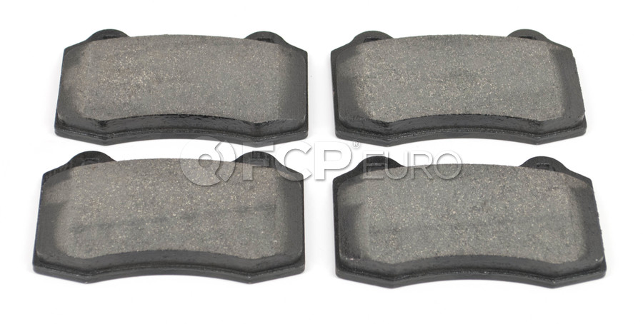 Volvo Brake Pad Set - Mintex MDB2221