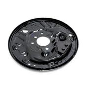 VW Drum Brake Backing Plate - Genuine VW 5C0609426A