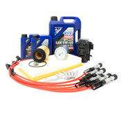 VW Maintenance Service Kit - Mahle KIT-1J0129620KT2
