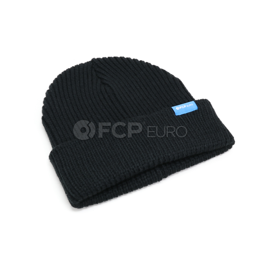 Knitted Beanie (Black) - FCP Euro 580136
