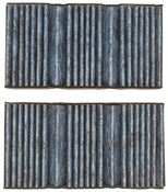 Mercedes Cabin Filter Set - Mahle Caremetix 2928300000