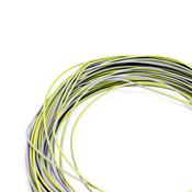 BMW .5mm Wire Grey-Yellow (25 Meters) - Genuine BMW 61126902600KT