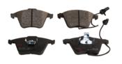 Audi VW Brake Pad Set - TRW TPC1111ES