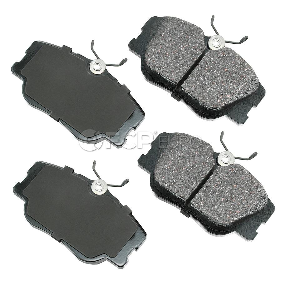 Mercedes Brake Pad Set - Akebono 000420992041