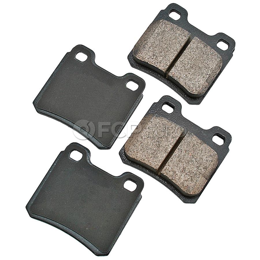 Saab Brake Pad Set - Akebono 4467072