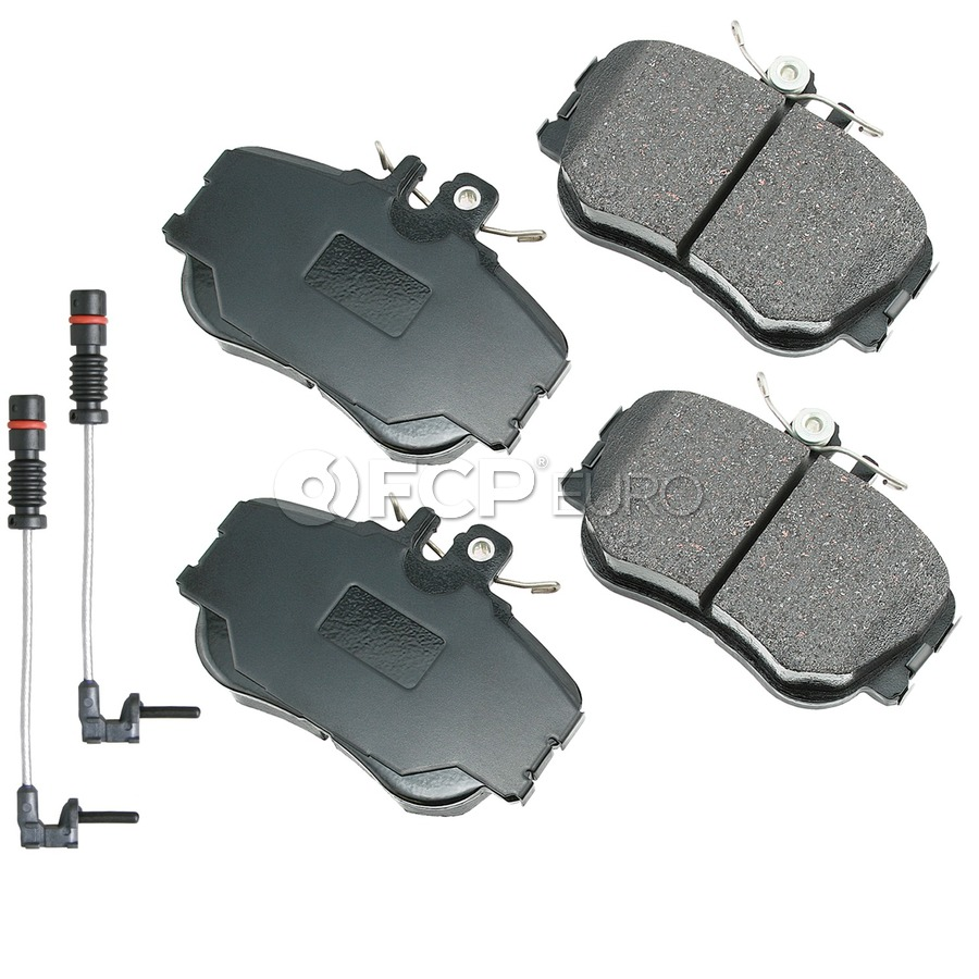 Mercedes Brake Pad Set - Akebono 0054204620