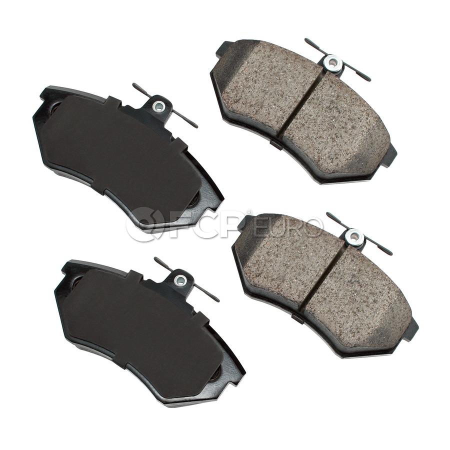 VW Brake Pad Set - Akebono 1HM698151A