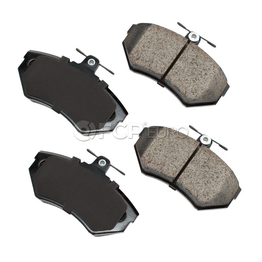 VW Brake Pad Set - Akebono EUR704