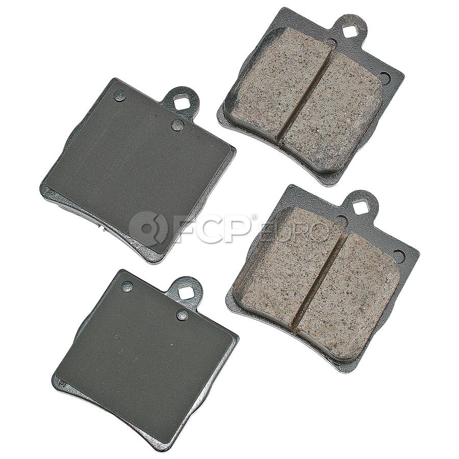 Mercedes Brake Pad Set - Akebono 0034202720