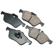 Mini Brake Pad Set - Akebono EUR939