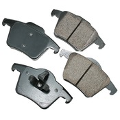 Volvo Brake Pad Set - Akebono 30793093