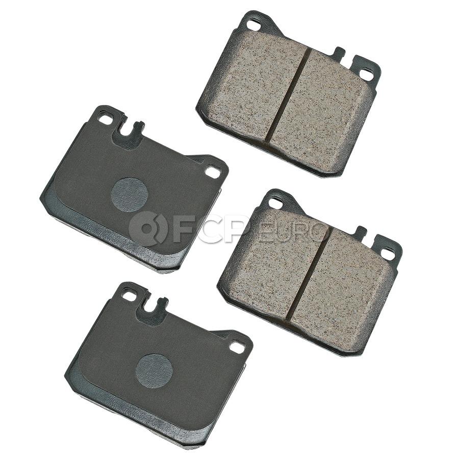 Mercedes Brake Pad Set - Akebono 54204520