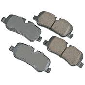 Land Rover Brake Pad Set - Akebono LR055454