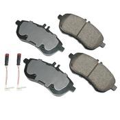 Mercedes Brake Pad Set - Akebono 0074205720