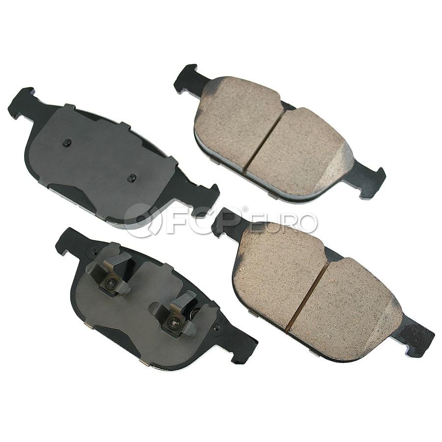 Volvo Brake Pad Set - Akebono 31687104