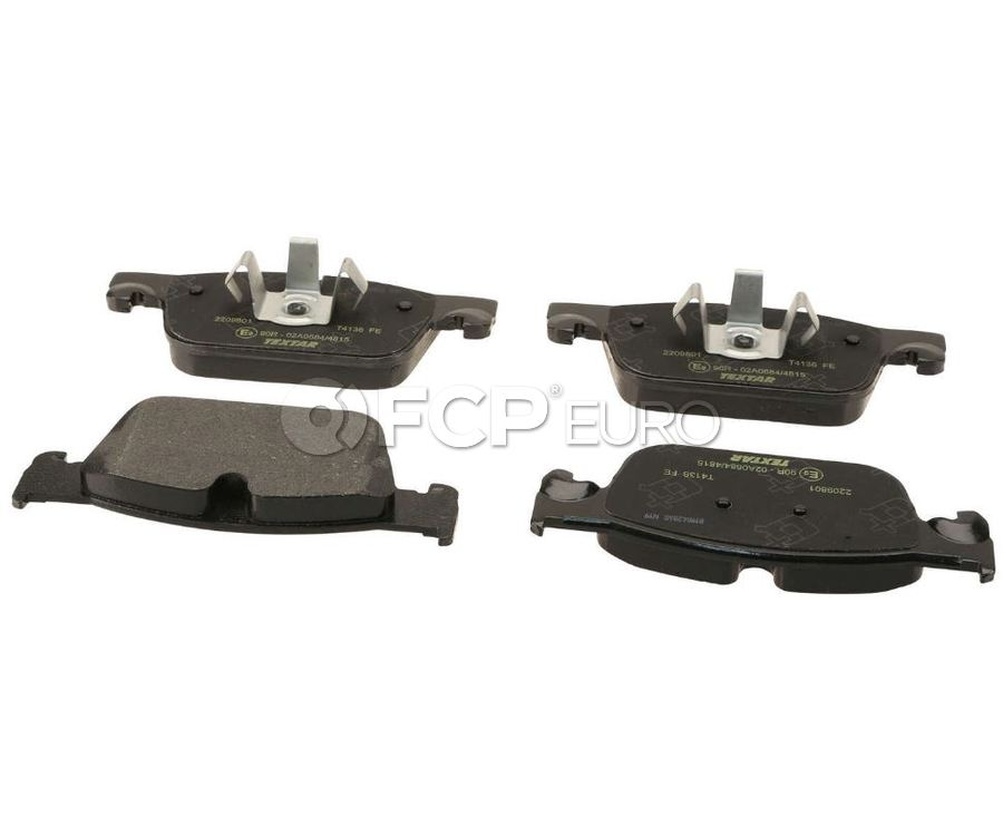 Volvo Brake Pad Set - Textar 2209801