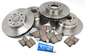 "Volvo Brake Kit 11"" - Akebono 31341243KT2"
