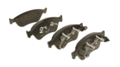Audi Brake Pad Set - Textar 2388501