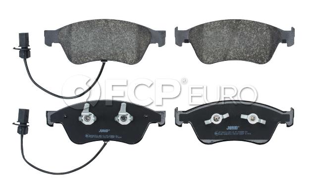 Audi VW Brake Pad Set - Jurid 4E0698151J
