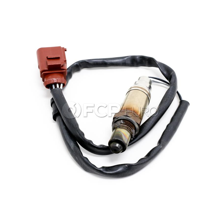 Audi Oxygen Sensor - Bosch 15158