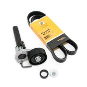 VW Drive Belt Kit - Contitech KIT-06J260849DKT2