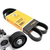 VW Drive Belt Kit - Continental KIT-06J260849DKT2