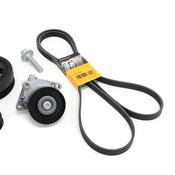 Mercedes Crankshaft Pulley Replacement Kit - Corteco 1120351400