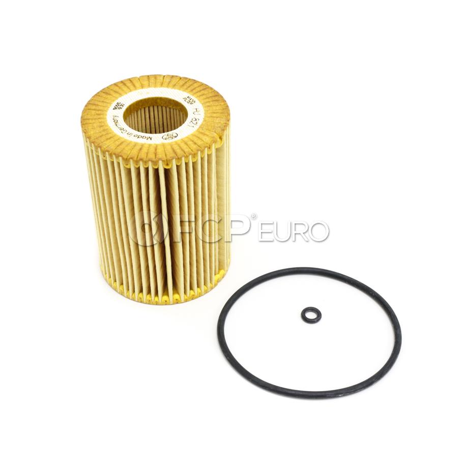 Mercedes Engine Oil Filter Kit - Mann HU821X
