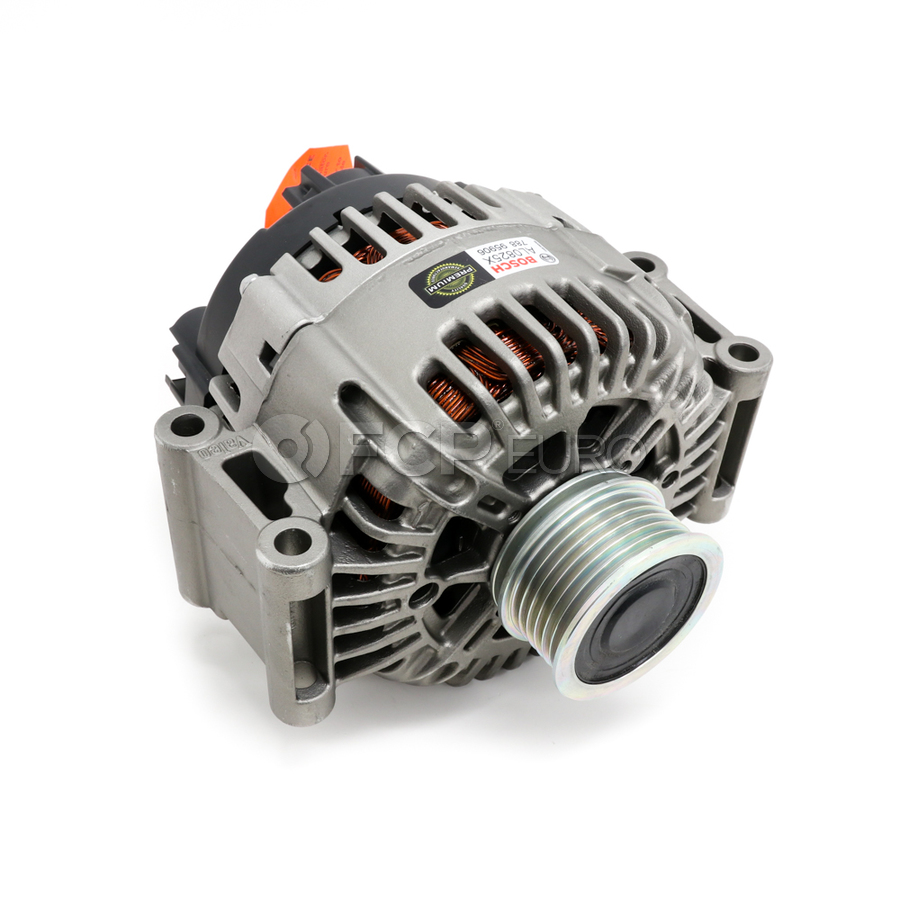 Audi Alternator Assembly - Bosch 06B903016QX