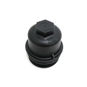 BMW Engine Oil Filter Cover - Genuine BMW 11428583900