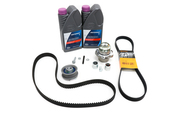 VW Timing Belt Kit - Contitech KIT-BPYTIMINGKIT3