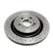 Mercedes Brake Disc - Brembo 1724230112