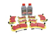 Mercedes Brake Pad Upgrade Kit - EBC Yellowstuff 0054206620
